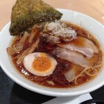 越後川口サービスエリア(上り線)フローリーカフェ - 料理写真:生姜醤油ラーメン
