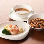 中国料理 桃煌 - 菫ランチ  ¥1,700