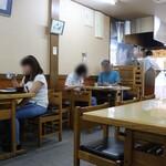 天ぷら食堂 魚徳 -