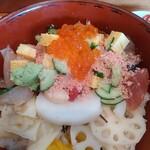 大和鮨 - バラチラシ(アップ)