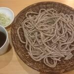 蕎麦切り 翁 - 料理写真: