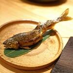 汐見 - 鮎の塩焼き