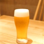 汐見 - 生ビール