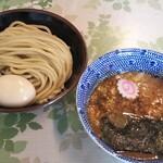次念序 - 味玉つけ麺