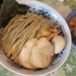 次念序 - 特製つけ麺(大盛)