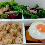 パリヤ - DELI BOX(弁当) 1242円 ♪