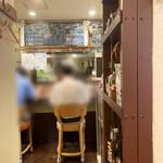 iNAho - 店内