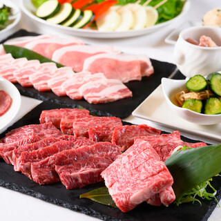 【飲み放題付も】北海道和牛を満喫する多種多様なコース