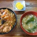 はちや食堂 - 料理写真: