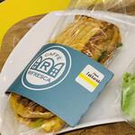 リフレスカ - 夏サンド チーズタッカルビ(セット¥750税込)