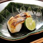 東茶屋 なかむら - 料理写真:焼魚 のど黒