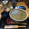 そば処はやし  - 料理写真:カレーうどん定食 1000円