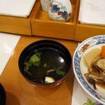 江戸銀寿司割烹 - お吸い物