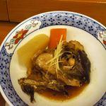 江戸銀寿司割烹 - かぶと煮