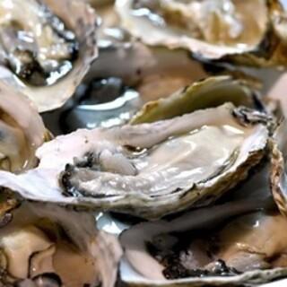 三陸の牡蠣
