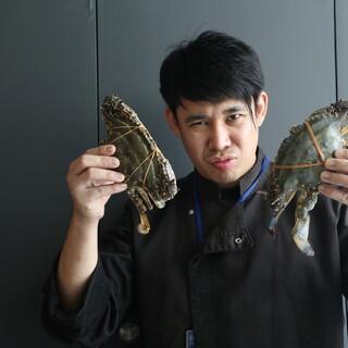 チェンマイの凄腕若手シェフ