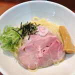 中華そば 味万 - 料理写真:煮干しつけ麺