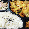 中華料理 旺華楼 - 料理写真:回鍋肉弁当