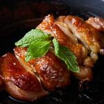 長堀バル& - 鶏の照り焼き