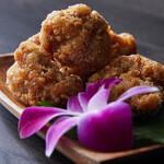 長堀バル& - 鶏の唐揚げ