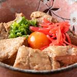長堀バル& - 豚の角煮丼