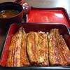 高嶋家 - 料理写真:鰻重 菊と赤だし