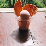 アイスクリンカフェ アーク - グアバ アセロラ