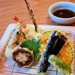 すし幸 花亭 - 天婦羅など、旬の素材を使ったお料理もおすすめ。