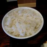 圭助 - 麦飯