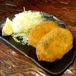 圭助 - 牡蠣クリームコロッケ