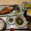 食楽 粋蓮 - 料理写真:焼き魚御膳(銀鮭の西京焼き)時期により変わります