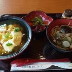 比叡山峰道レストラン - 料理写真: