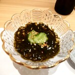 Sushiurayama - 黒もずく