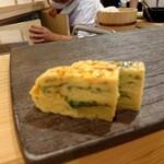 Sushiurayama - 玉子焼き