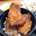 ヨーロッパ軒 - ソースカツ丼