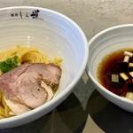 135921712 - しん道つけ麺(800円)