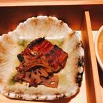 料理家 仄り - 鰻有馬山椒焼