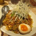 新田屋 梟 - 【汁なし担々麺(冷) 700円】