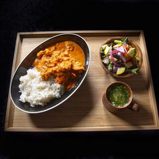 味噌専門カレー、定食レストラン