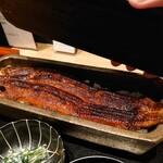 Unagiyondaimekikukawa - 一本鰻ドーン