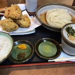 讃岐うどん 伴 - 料理写真:Cセット