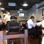 中華ごはん れんげ食堂 - 内観