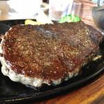 ステーキのあさくま  - 学生ハンバーグ