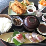 れんが屋 - 料理写真:和風ランチ1,500円
