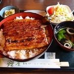 鰻屋 - 料理写真:特選ジャンボうな重