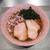 麺や べらぼう - 淡麗ニボシてもみ麺