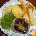 和食味処 海幸 - 天ぷらその1
