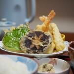 和食味処 海幸 - 天ぷらその2