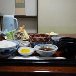 和食味処 海幸 - 天ぷら定食その3