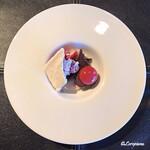 K.Cダイニング - Gâteau classique au chocolat,Fraise surgelée